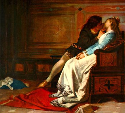 Amos Cassioli - Paolo e Francesca