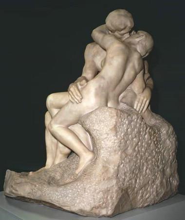 Rodin - Il bacio