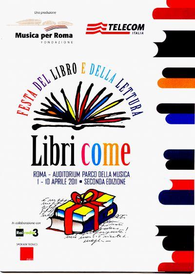 Festa del libro e della lettura 2011: Libri come