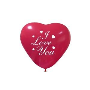 palloncino cuore per san valentino