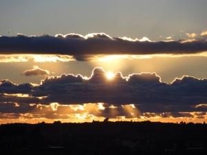 Dietro le nuvole, c'è sempre il sole